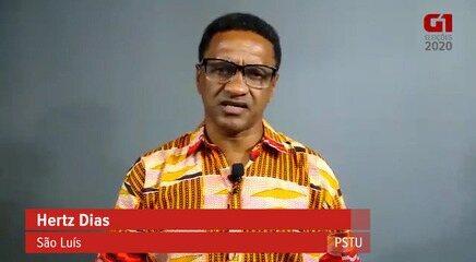 Hertz Dias (PSTU) vê como a concentração de riqueza a causa dos problemas de segurança