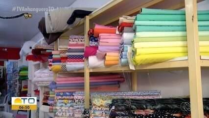 Pandemia afeta indústria de confecções; empreendedores reclamam da falta de materiais