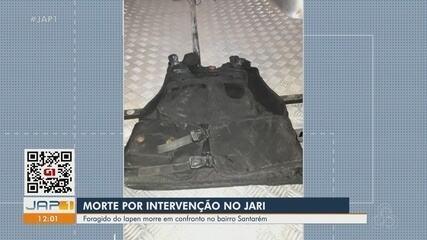 Amapá registra duas intervenções policiais contra suspeitos de crimes no estado