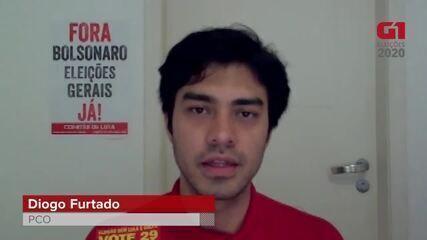Veja a proposta de Diogo Furtado para a educação