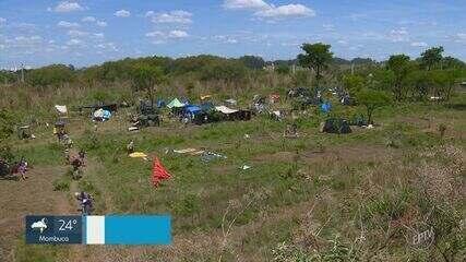Após acordo, famílias deixam terreno no Polo de Alta Tecnologia de Campinas