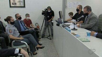 Comandante da PM é ouvida em CP sobre vereadora que teve carro guinchado em Marília