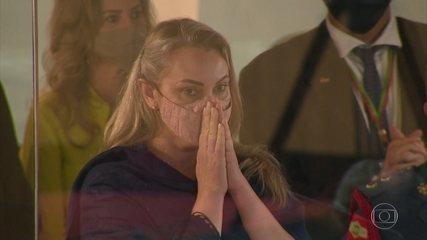 Daniela Reinehr vai tomar posse interinamente como governadora de SC