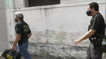 Conselheiro do TCE-PB suspeito de lavagem de dinheiro é alvo da Operação Calvário