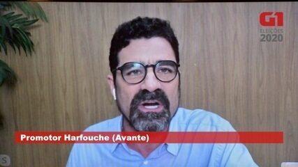 Promotor Harfouche (Avante) fala sobre saúde em Campo Grande