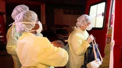 Bebês são transferidos de Hospital de Bonsucesso após incêndio no Rio
