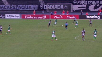 Melhores momentos: Botafogo 0 x 1 Cuiabá pelo jogo de ida das oitavas de final da Copa do Brasil