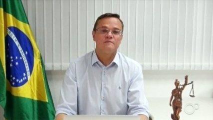 Candidato Marcus Dantas fala sobre propostas para transporte público em Jundiaí