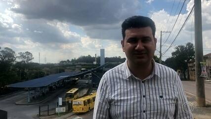 Candidato Professor Rafael Purgato fala sobre propostas para transporte público em Jundiaí
