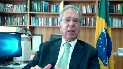 Guedes diz que, sem novo imposto, não há como manter desoneração da folha de pagamento