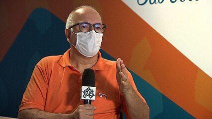 Candidato Professor Agliberto (NOVO) fala sobre educação