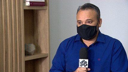 Candidato Fabiano Vanone (Podemos) fala sobre segurança