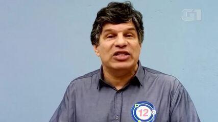 Petrópolis: Marcos Novaes (PDT) faz propostas para a geração de empregos