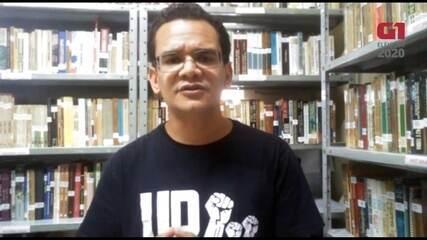 Thiago Santos (UP) fala sobre propostas para diminuir déficit habitacional