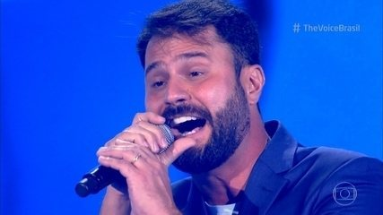 "Daniel Ribeiro canta ""Change The World"""