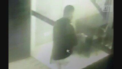 Casal invade imobiliária em Guarujá, SP, e furta computadores