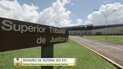 STJ diz que sistema do tribunal foi alvo de ataque hacker e pede investigação da PF