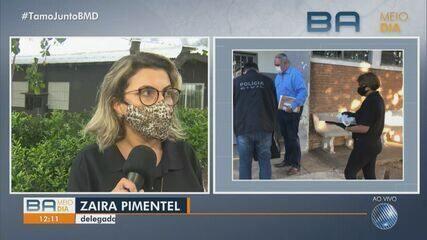 Polícia faz operação de combate à pirataria digital em Salvador e Lauro de Freitas