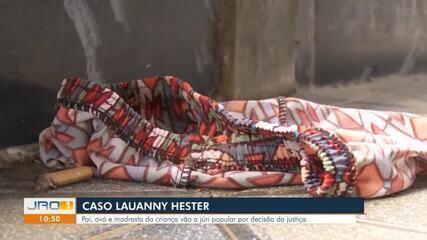 Caso Luanny Hester