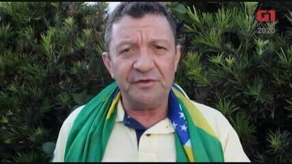 Coronel Usai (PRTB) fala sobre moradia em Ribeirão Preto