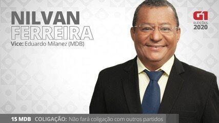 Nilvan Ferreira (MDB) fala suas propostas para o enfrentamento a pandemia, em João Pessoa