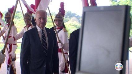 Vitória de Biden deve provocar mudanças nas relações diplomáticas entre Brasil e EUA