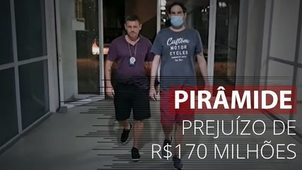 Dono da JJ Invest suspeito de operar esquema de pirâmide é preso no RJ