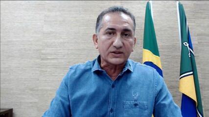 Governador do AP Waldez Góes fala sobre apagão no estado