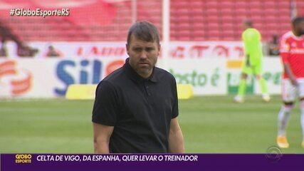 Coudet comunica intenção de sair do Inter
