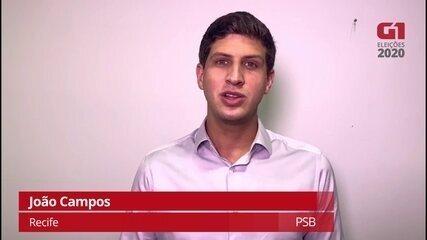 João Campos fala sobre propostas da saúde para melhorar a atenção básica no Recife