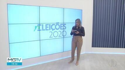 Veja o dia de campanha de quatro candidatos a prefeito de Governador Valadares