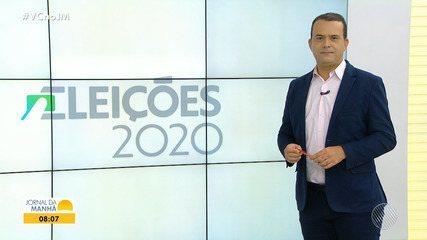 Veja a agenda dos candidatos e candidatas à prefeitura de Salvador nesta terça