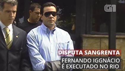 Saiba quem era Fernando Iggnácio, genro de Castor de Andrade que foi executado no Rio