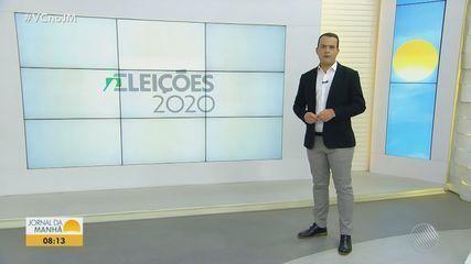 Confira a agenda dos candidatos e candidatas à prefeitura de Salvador nesta quinta-feira
