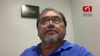 Eleições 2020: Candidato a prefeito de Belém Dr Jeronimo fala sobre saneamento