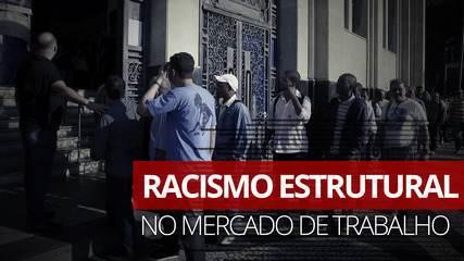 Racismo estrutural no mercado de trabalho brasileiro
