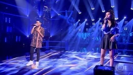 Ed Souza e Nath Porto cantam 'Paciência'