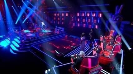 Luciana Ribeiro e Stephanie Luna cantam 'Don't Start Now'
