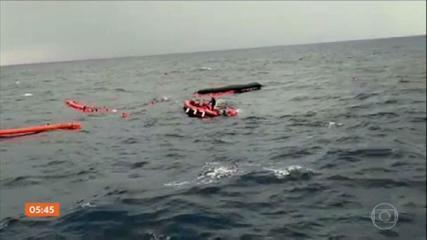 Setenta e quatro imigrantes morrem em naufrágio na Costa da Líbia