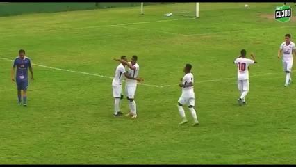 Veja os três gols de Gustavo Coutinho na goleada da Cabofriense sobre o Nacional