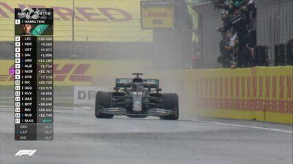 Lewis Hamilton vence o GP da Turquia e se torna heptacampeão mundial
