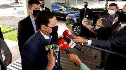 Mourão diz que derrotas de aliados nas eleições não podem ser 'debitadas' a Bolsonaro