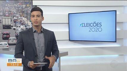 Feira de Santana terá segundo turno entre os candidatos Zé Neto e Colbert Martins
