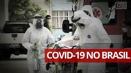Covid-19 no Brasil: taxa de transmissão volta a subir e país tem alta no número de mortes