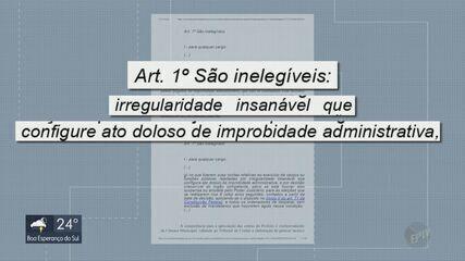 Trabiju e Leme elegem prefeitos impugnados pela Justiça Eleitoral