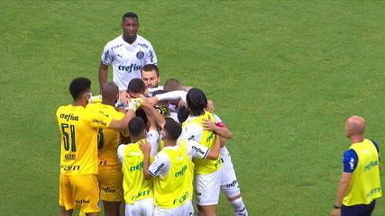 Melhores momentos: Ceará 2 x 2 Palmeiras, pelas quartas de final da Copa do Brasil