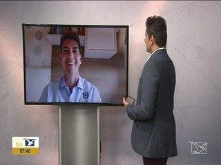Eduardo Braide é entrevistado no Bom Dia Mirante