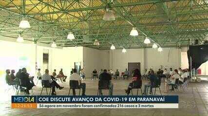 COE define novas medidas de enfrentamento ao coronavírus em Paranavaí