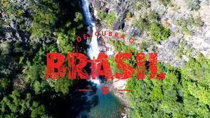 Descubra o Brasil: As águas cristalinas de Nobres (MT)