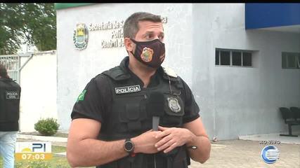 Polícia Civil realiza operação em Parnaíba